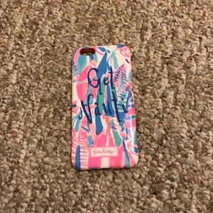 Lily Pulitzer: IPhone 7 Phone Case